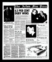 Acton Free Press (Acton, ON)4 Dec 1968