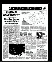 Acton Free Press (Acton, ON), January 29, 1969