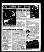Acton Free Press (Acton, ON)9 Jul 1969