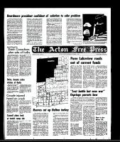 Acton Free Press (Acton, ON), October 1, 1969