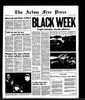 Acton Free Press (Acton, ON), October 8, 1969