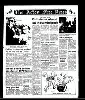 Acton Free Press (Acton, ON), October 29, 1969