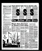 Acton Free Press (Acton, ON), November 12, 1969