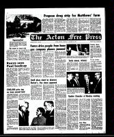 Acton Free Press (Acton, ON), November 26, 1969