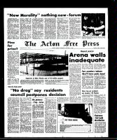 Acton Free Press (Acton, ON), December 3, 1969