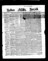 Georgetown Herald (Georgetown, ON)12 Mar 1868
