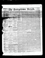 Georgetown Herald (Georgetown, ON)18 Oct 1877