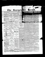 Georgetown Herald (Georgetown, ON)21 Apr 1892