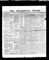 Georgetown Herald (Georgetown, ON)2 Feb 1898