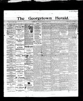 Georgetown Herald (Georgetown, ON)21 Jun 1899