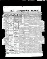 Georgetown Herald (Georgetown, ON)27 Feb 1901