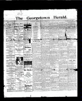 Georgetown Herald (Georgetown, ON)30 Oct 1901