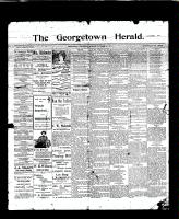 Georgetown Herald (Georgetown, ON)19 Nov 1902