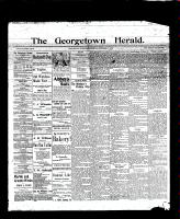 Georgetown Herald (Georgetown, ON)9 Sep 1903