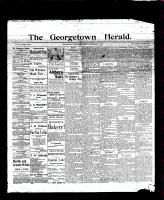 Georgetown Herald (Georgetown, ON), September 9, 1903