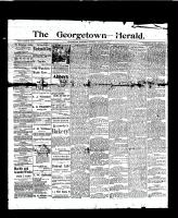 Georgetown Herald (Georgetown, ON)21 Oct 1903