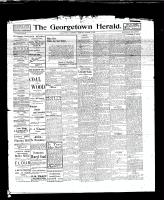 Georgetown Herald (Georgetown, ON)24 Oct 1906