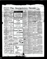 Georgetown Herald (Georgetown, ON)3 Jul 1907