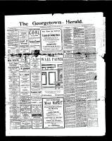 Georgetown Herald (Georgetown, ON)10 May 1916