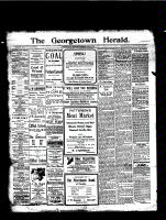 Georgetown Herald (Georgetown, ON)9 May 1917