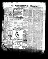 Georgetown Herald (Georgetown, ON)2 Jan 1918