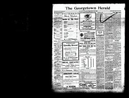 Georgetown Herald (Georgetown, ON), March 5, 1919