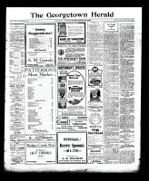 Georgetown Herald (Georgetown, ON)21 Jan 1920