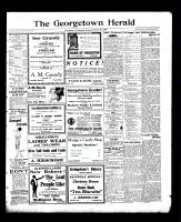 Georgetown Herald (Georgetown, ON), October 6, 1920