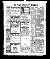 Georgetown Herald (Georgetown, ON), July 27, 1921