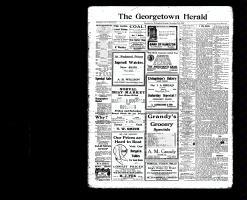 Georgetown Herald (Georgetown, ON), November 2, 1921