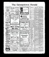 Georgetown Herald (Georgetown, ON), November 9, 1912