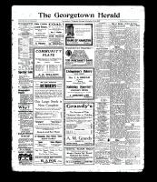 Georgetown Herald (Georgetown, ON), November 23, 1921