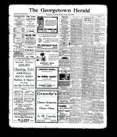 Georgetown Herald (Georgetown, ON), January 11, 1922