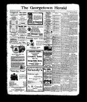 Georgetown Herald (Georgetown, ON)25 Jan 1922