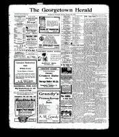Georgetown Herald (Georgetown, ON)8 Feb 1922