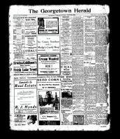 Georgetown Herald (Georgetown, ON), August 9, 1922