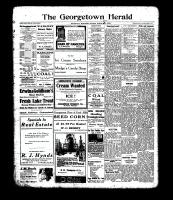 Georgetown Herald (Georgetown, ON), August 23, 1922