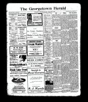 Georgetown Herald (Georgetown, ON), August 30, 1922