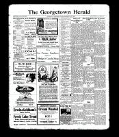 Georgetown Herald (Georgetown, ON), September 6, 1922