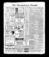 Georgetown Herald (Georgetown, ON), October 11, 1922