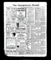 Georgetown Herald (Georgetown, ON), November 1, 1922