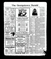 Georgetown Herald (Georgetown, ON), November 29, 1922