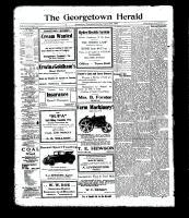 Georgetown Herald (Georgetown, ON), August 15, 1923
