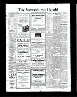 Georgetown Herald (Georgetown, ON), January 21, 1925