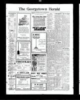 Georgetown Herald (Georgetown, ON), April 29, 1925