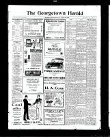 Georgetown Herald (Georgetown, ON), October 22, 1925