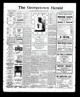 Georgetown Herald (Georgetown, ON), November 5, 1930
