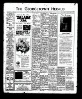 Georgetown Herald (Georgetown, ON), November 9, 1932