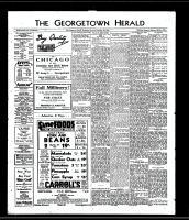 Georgetown Herald (Georgetown, ON), November 1, 1933