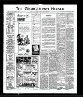 Georgetown Herald (Georgetown, ON), November 8, 1933